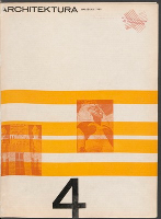 Architektura. 1965 nr 4 = 209 (kwiecień) - Stowarzyszenie Architektów Polskich