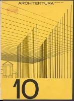 Architektura. 1965 nr 10 = 215 (październik) - Stowarzyszenie Architektów Polskich