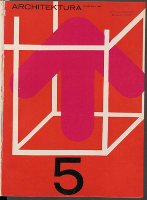 Architektura. 1965 nr 5 = 210 (maj) - Stowarzyszenie Architektów Polskich