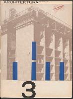 Architektura. 1965 nr 3 = 208 (marzec) - Stowarzyszenie Architektów Polskich