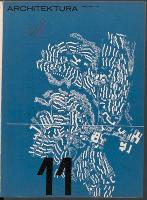 Architektura. 1965 nr 11 = 216 (listopad) - Stowarzyszenie Architektów Polskich
