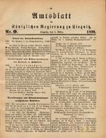 Amtsblatt der Königlichen Regierung zu Liegnitz, 1890, Jg. 80, Nr. 9