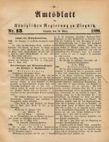Amtsblatt der Königlichen Regierung zu Liegnitz, 1890, Jg. 80, Nr. 13
