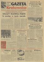 Gazeta Krakowska. 1975, nr 5 (7 I) = nr 8343