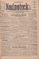Gazeta Nadnotecka: pismo codzienne 1936.12.17 R.16 Nr293