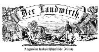 Der Landwirt 30-05-1876 Jg. 12 Nr 43