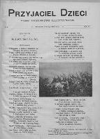 Przyjaciel Dzieci : [pismo tygodniowe nauce i rozrywce młodzieży poświęcone]. T. 49. 1909, nr 6