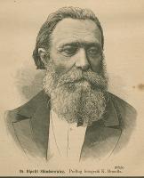 Dr. Hipolit Skimborowicz - Nicz, Edward (1851-1916). Ryt