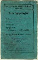 Dokumenty przynależności Romana Jędryczko do Związku Sokołów Polskich