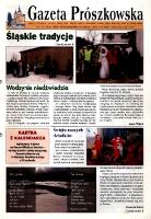 Gazeta Prószkowska : pismo miłośników Prószkowa 2004, nr 2 (7). - Siminski, Sławomir. Redaktor