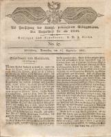 Der Bote aus dem Riesen-Gebirge, 1825, Jg. 12, No. 37