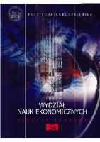 Zeszyty Naukowe Wydziału Nauk Ekonomicznych. Nr 24