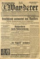 Der Oberschlesische Wanderer, 1931, Jg. 104, Nr. 195