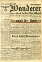 Der Oberschlesische Wanderer, 1938, Jg. 110, Nr. 42