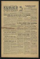 Kurjer Codzienny 5 Groszy. 1939, nr 263A (23 września). - Wyd. wieczorne
