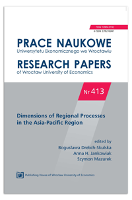 On the way towards tighter Trans-Pacific Trade relations. The case of the U.S.-Republic of Korea Free Trade Agreement (KORUS FTA). Prace Naukowe Uniwersytetu Ekonomicznego we Wrocławiu = Research Papers of Wrocław University of Economics, 2015, Nr 413, s. 62-72 - Michalski, Bartosz