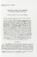 Osteometric study of the metapodials of Amsterdam Island feral cattle - Berteaux, D.