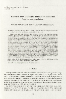 Kilometric index as biological indicator for monitoring forest roe deer populations - Bideau, E.