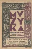 Muzyka. 1934 R.11 nr2