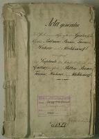 Duplikate des Kirchenbuches von den Grabowschen Gütern: Prütznow, Rienow, Tarnow, Wuhrow und Mühlendorf - Parafia Worowo