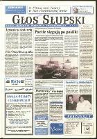 Głos Słupski, 1993, sierpień, nr 186