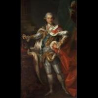 Portret Stanisława Augusta Poniatowskiego w stroju koronacyjnym - Bacciarelli, Marcello (1731-1818) (warsztat)