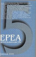 Epea Almanach T. 5 (2005)