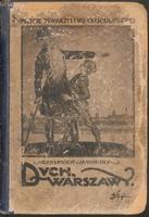 Duch Warszawy : pogadanki krajoznawcze o Warszawie - Janowski, Aleksander (1866-1944)