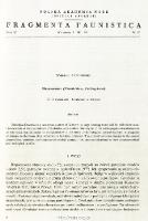 Biegaczowate (Carabidae, Coleoptera) - Czechowski, Wojciech (1950- )