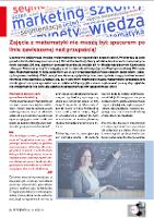 Zajęcia z matematyki nie muszą być spacerem po linie zawieszonej nad przepaścią - Kinga Gałązka