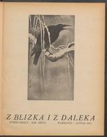 Z Blizka i z Daleka. R. 2, 1914 nr 6 (7 II)