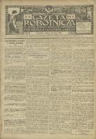 Gazeta Robotnicza, 1908, R. 18, nr 60