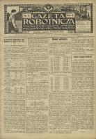 Gazeta Robotnicza, 1908, R. 18, nr 71