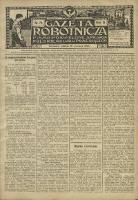 Gazeta Robotnicza, 1908, R. 18, nr 72