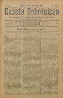 Gazeta Robotnicza, 1905, R. 15, nr 51