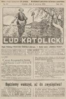 Lud Katolicki : organ Polskiego Stronnictwa Katolicko-Ludowego. 1926, nr24