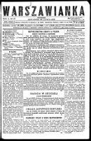 Warszawianka. R. 2, 1925 nr 57 (26 II)