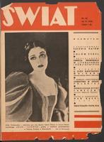 Świat. R. 32, 1937 nr 26 (26 VI)