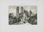 Wrocław. Katedra - Geissler, Robert (1819-1893)