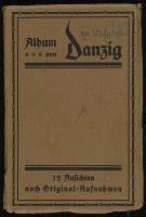 Album von Danzig : 12 Ansichten nach Original-Aufnahmen.