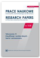 Społeczeństwo obywatelskie – analiza świadomości i postaw Polaków z wykorzystaniem wielowymiarowych metod statystycznych - Trzęsiok, Joanna