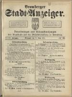 Bromberger Stadt-Anzeiger, J. 28, 1911, nr 43