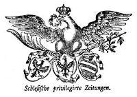 Schlesische privilegirte Zeitungen. 1769-04-15 [Jg. 28] Nr 44