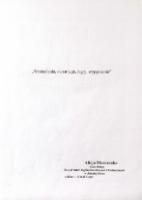 Wysiedlenia, deportacje, łagry, wypędzenia - Marczenko, Alicja