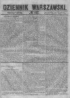 Dziennik Warszawski 1853 I, Nr 117