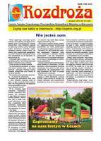 Rozdroża : Gazeta Związku Zawodowego Pracowników Komunikacji Miejskiej w Warszawie. 2015 nr 8 (sierpień)
