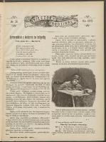 Wieczory Rodzinne : tygodnik illustrowany dla dzieci i młodzieży. R. 22, 1901. Dodatek do n-ru 20