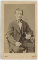 Portret młodego mężczyzny - Tannhof Ed.