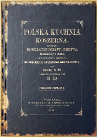 Polska kuchni koszerna (…) - Wolff Rebeka