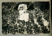 W ogrodzie babci Konstancji Drzymulskiej - nieznany